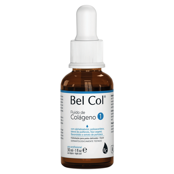 Bel Col 1 - Collagen for Sensitive Skin - 30ml