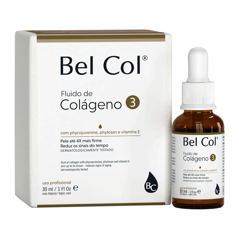 Bel Col 3 - Collagen for Mixed Skin - 30ml
