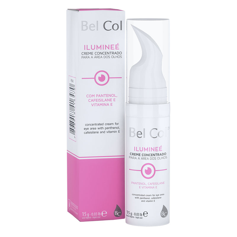 Iluminee Bel Col Cream for the eye area