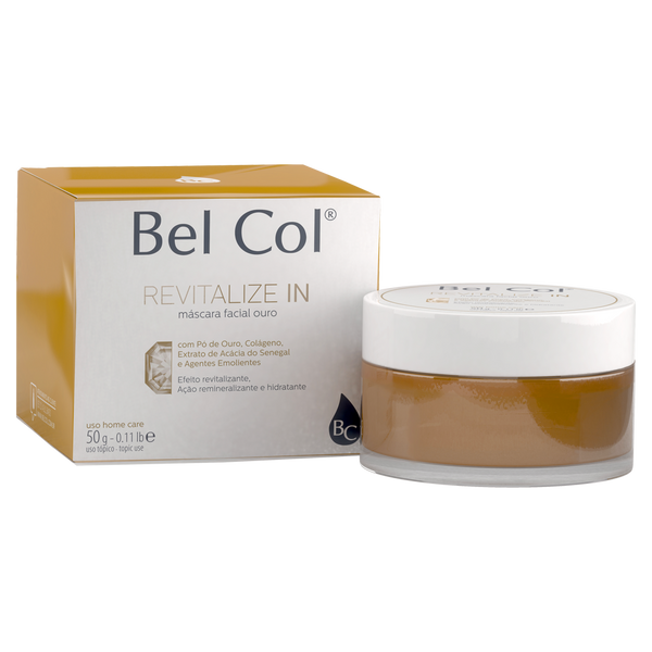 Revitalize-in - Gold Mask - 50g