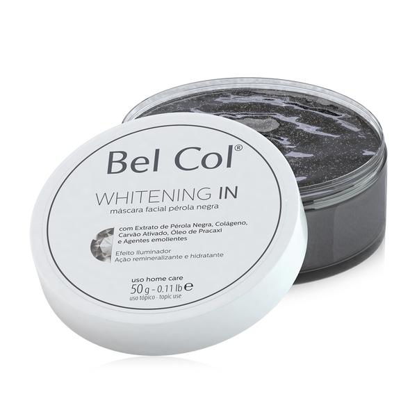 Whitening-in - Black Pearl Mask - 50g