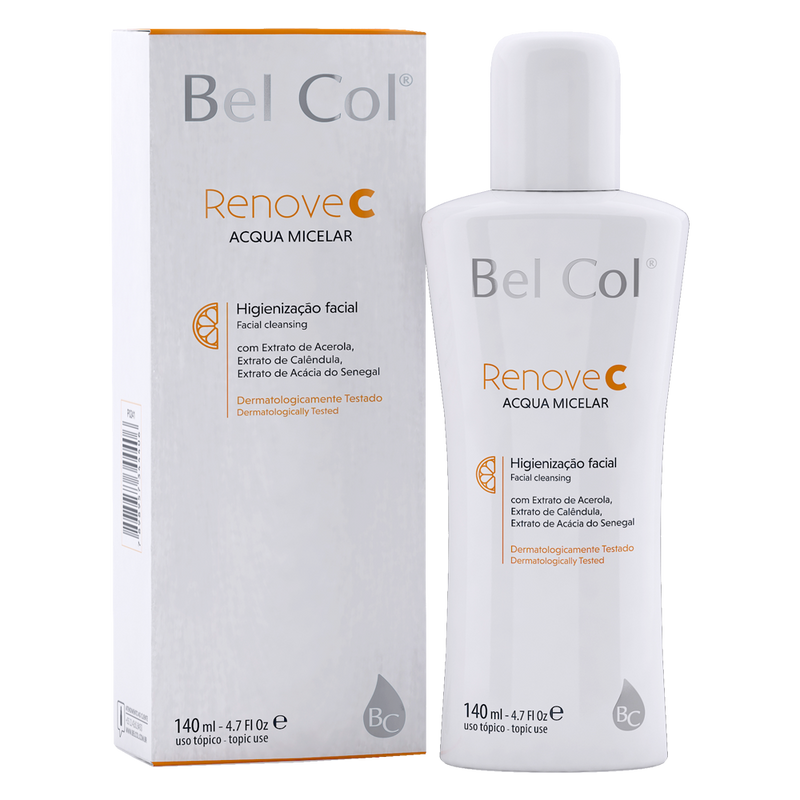 Renove C - Vitaminated Micelar Water - 140ml