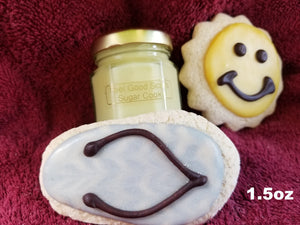 Sugar Cookie Candles Sizes 1.5oz thru 18oz
