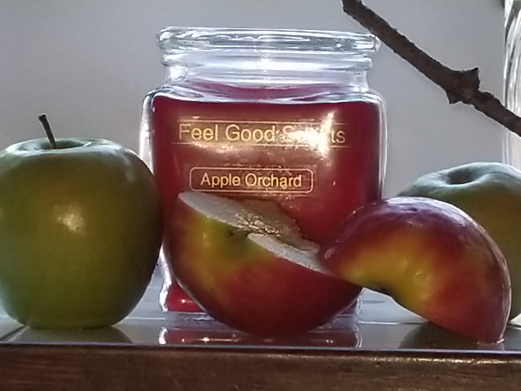 Apple Orchard Candles
