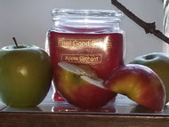 Apple Orchard Candles Sizes 1.5oz thru 18oz