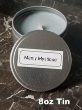 Load image into Gallery viewer, Manly Mystique Candles