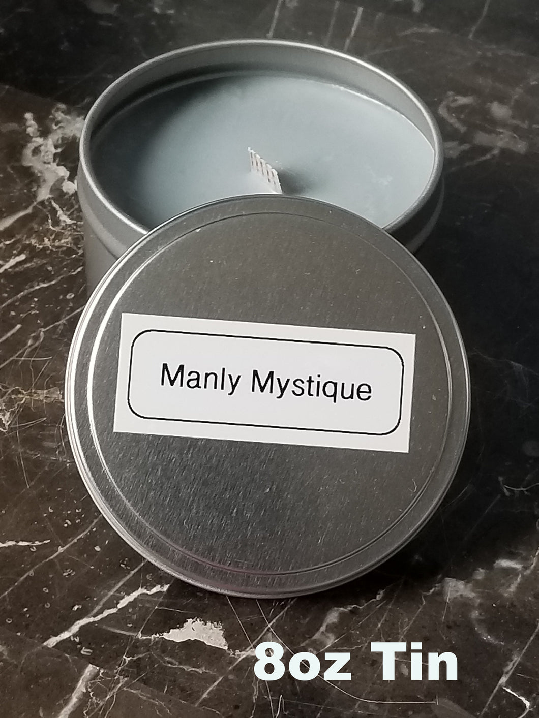 Manly Mystique Candles