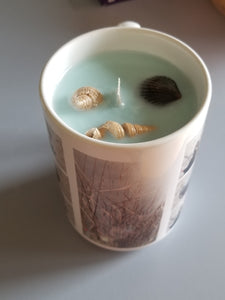 Seabreeze Candle Mug