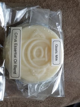 "Load image into Gallery viewer, Goats Milk Soap w/Citrus Essential Oil Blend ""Chakras"""