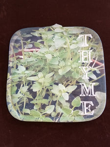 Thyme Pot Holder