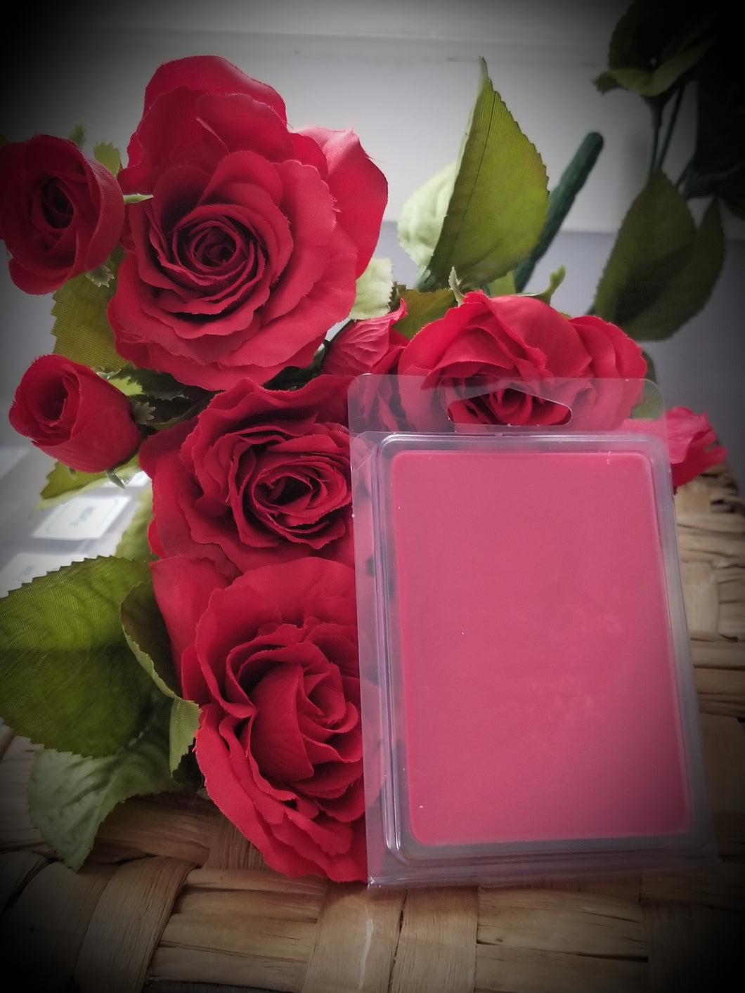 Rose Wax Melts