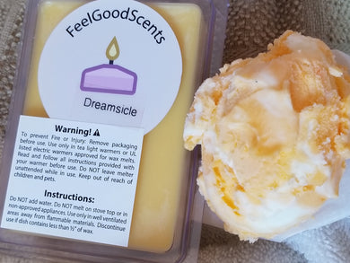 Dreamsicle Wax Melts