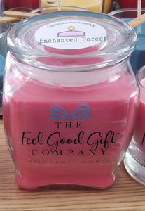 Enchanted Forest Candles