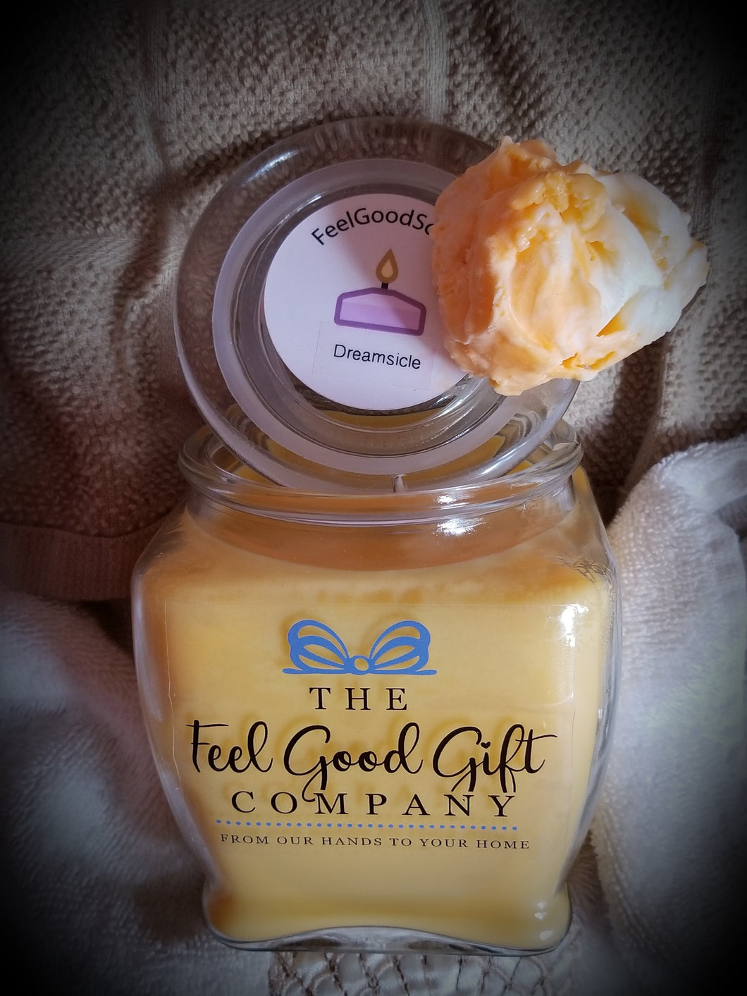 Dreamsicle Candles