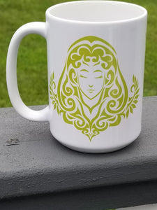Virgo Astrological Mug