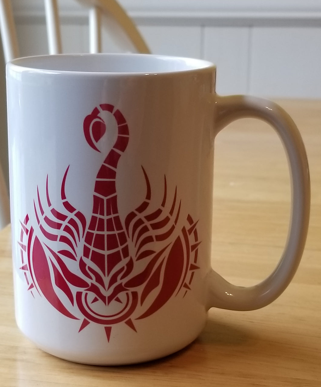 Scorpio Astrological Mug