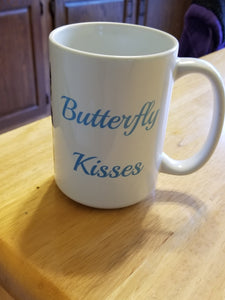Butterfly Kisses Mug