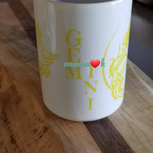 Load image into Gallery viewer, Gemini Astrological Mug