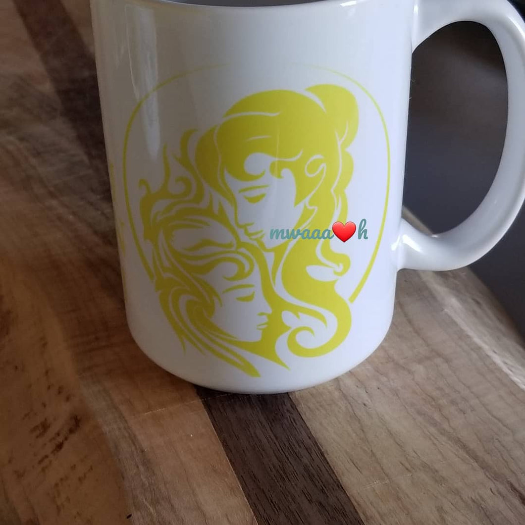 Gemini Astrological Mug
