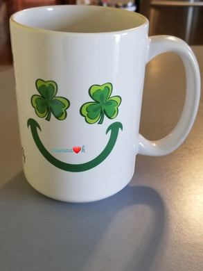 Irish Eyes Mug