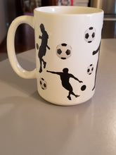 Load image into Gallery viewer, Mens Soccer Mug