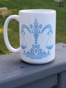 Libra Astrological Mug