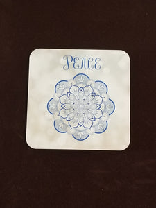 Peace Drink Coasters