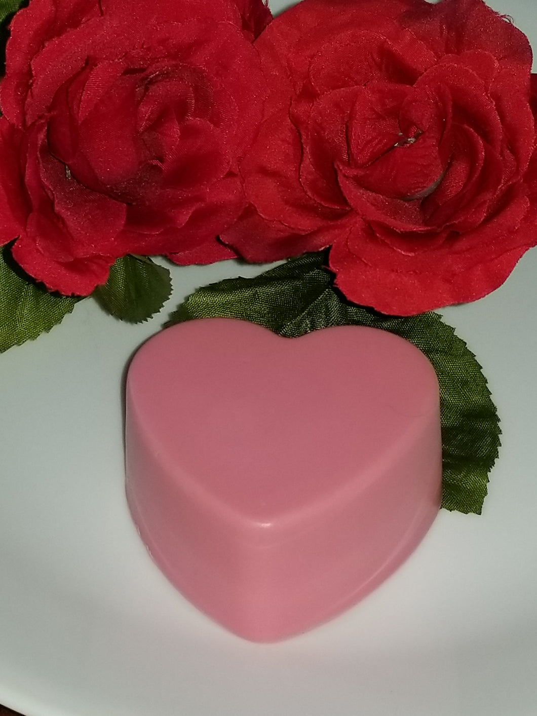 Goats Milk Soap w/Rose Fragrance