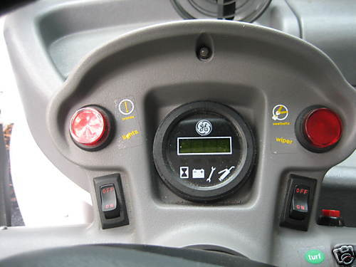 GEM Electric Car Turn Signal Indicator Kit. Fast Installation No Drilling - 12-vtechnology