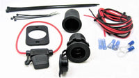 New Kit Accessory Lighter Socket Outlet 12V Marine w/ Harness Marine Motorcycle - 12-vtechnology