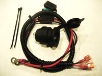 Motorcycle Marine Cigarette Lighter 12 V Accessory Socket Outlet + fuse+ cable - 12-vtechnology