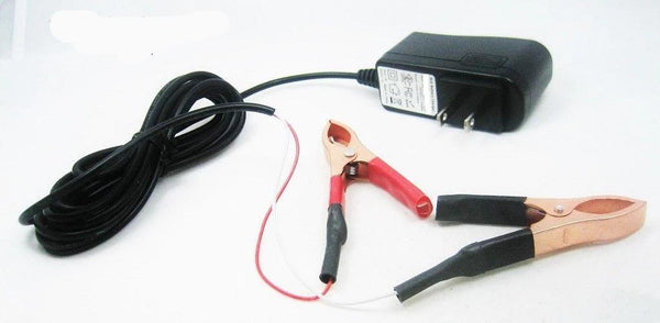 Long Cord Automatic Smart Battery 12V Trickle Charger Plugs & Socket Snowmobile - 12-vtechnology