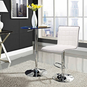 Bar Stool LS-11121 WHITE
