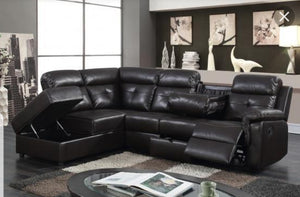 1111 Sectional Recliner