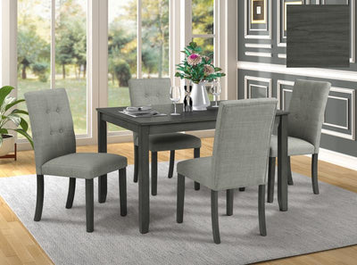 1908 Regular Height, 5 Pieces Dinette set - Infinite imports