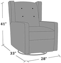 Load image into Gallery viewer, Talia Recliner, Swivel and Recliner Chair