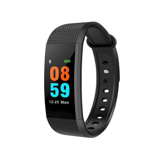 Unisex Multi-sports Mode Smart Wristwatch