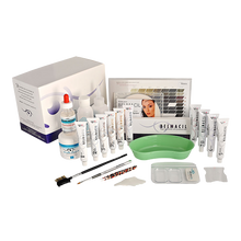 Load image into Gallery viewer, Belmacil eyelash and eyebrow training course with kit