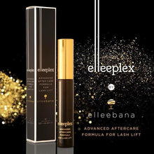 Load image into Gallery viewer, ELLEEPLEX by ELLEEBANA - ADVANCED AFTERCARE formula for lash lifting services: Elleeplex advanced gel formula is the perfect daily treatment to maintain optimum lash lift results and lash health. Helping to eliminate frizzy hair whilst providing softness and shine to lashes and brows here are some of the amazing facts about Elleeplex formulation: For lashes, brows and beards.