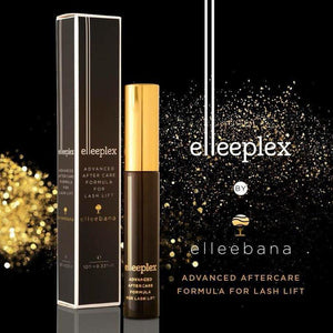 ELLEEPLEX by ELLEEBANA - ADVANCED AFTERCARE formula for lash lifting services: Elleeplex advanced gel formula is the perfect daily treatment to maintain optimum lash lift results and lash health. Helping to eliminate frizzy hair whilst providing softness and shine to lashes and brows here are some of the amazing facts about Elleeplex formulation: For lashes, brows and beards.