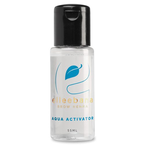 Elleebana Brow Henna PH Activator Aqua to mix with Brow Henna.