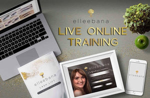 Elleebana Certified training. Includes a a kit with 15-30 applications, and  Certificate from Elleebana.  LASH LIFT AND TINT TRAINING AVAILABLE! Receive a certificate in both Elleebana and Belmacil. Includes manual, online training, videos, video chats, models, ongoing support, certificate and certification.