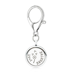 Diffuser - Keychain - Just Breathe