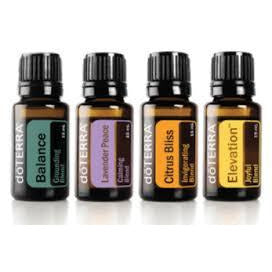 Mood Management Oils with 12 month membership