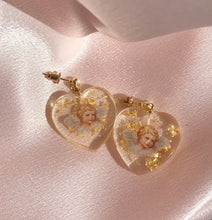 Load image into Gallery viewer, Ange De Mon Coeur Earrings
