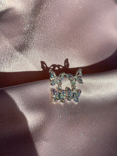 Load image into Gallery viewer, Your Little Butterfly Silver Earrings