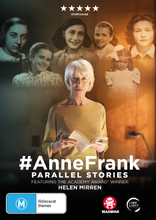 Load image into Gallery viewer, #AnneFrank: Parallel Stories