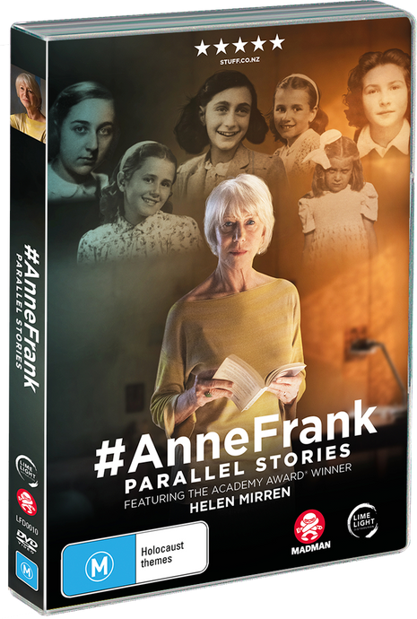 #AnneFrank: Parallel Stories