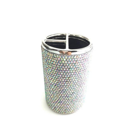 Crystal Diamante Pen Holder 4