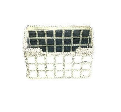 Crystal Diamante Card Holder